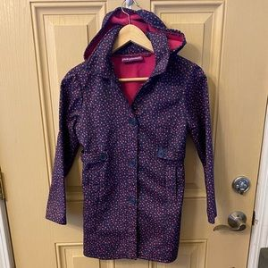 Girls Hooded Jacket - Great Condition